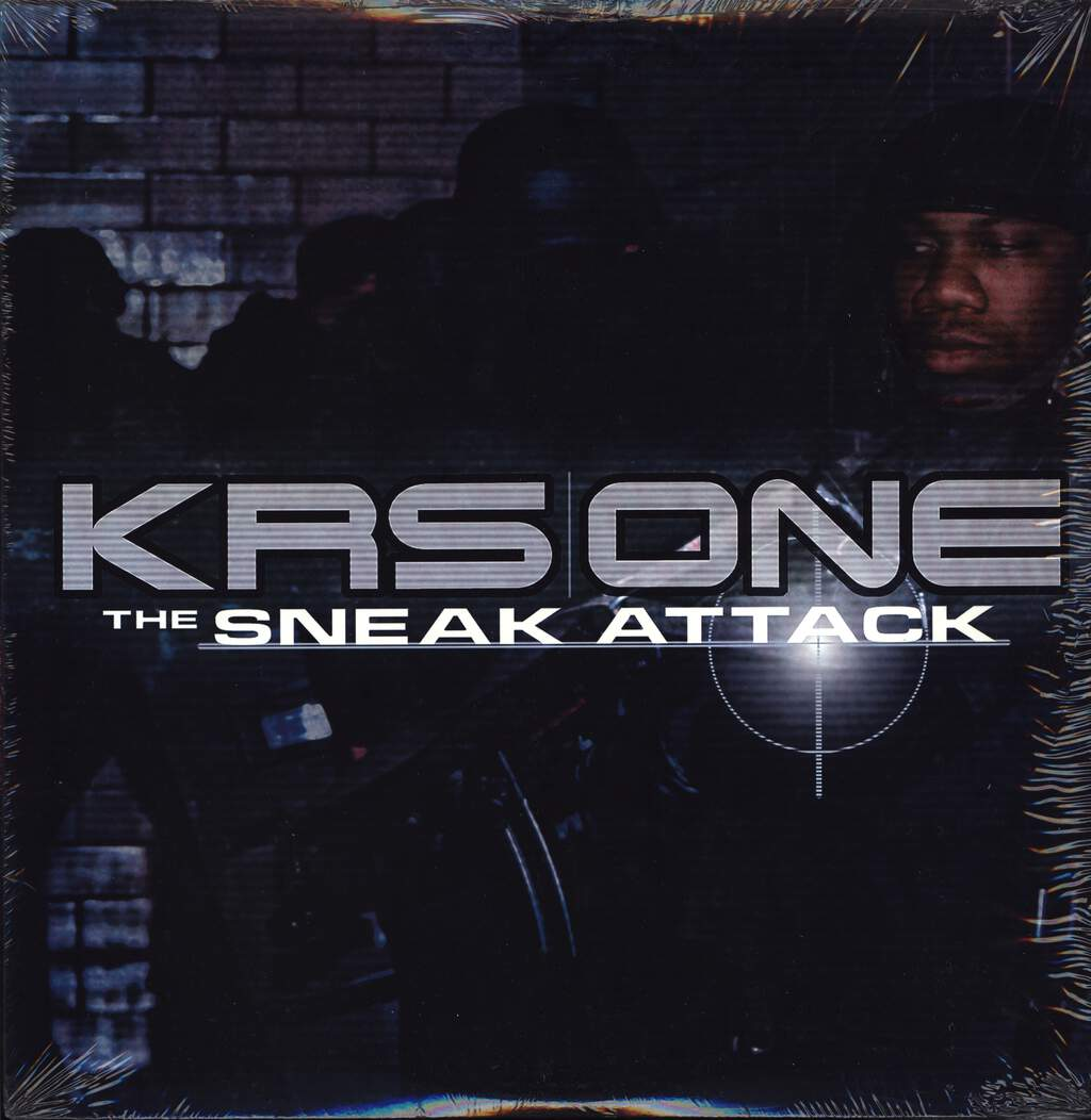 Krs-One: The Sneak Attack, LP (Vinyl)
