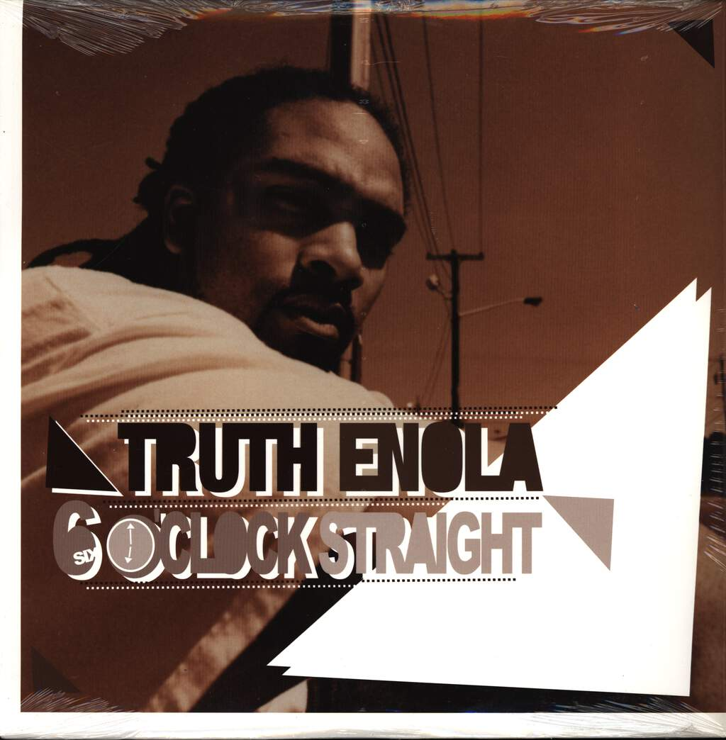 Truth Enola: 6 O'Clock Straight, LP (Vinyl)
