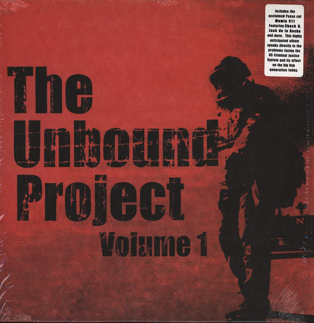 Various: The Unbound Project Volume 1, LP (Vinyl)