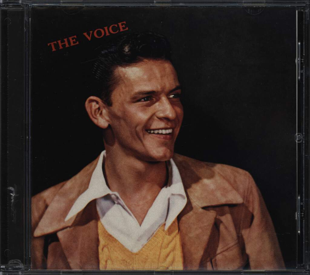 Frank Sinatra: The Voice, CD