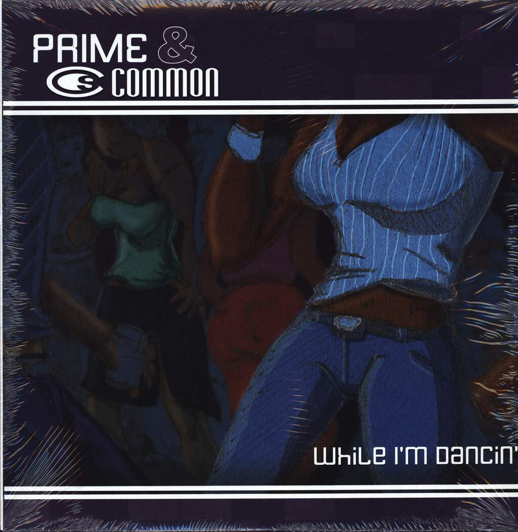 "Prime: While I'm Dancin', 12"" Maxi Single (Vinyl)"