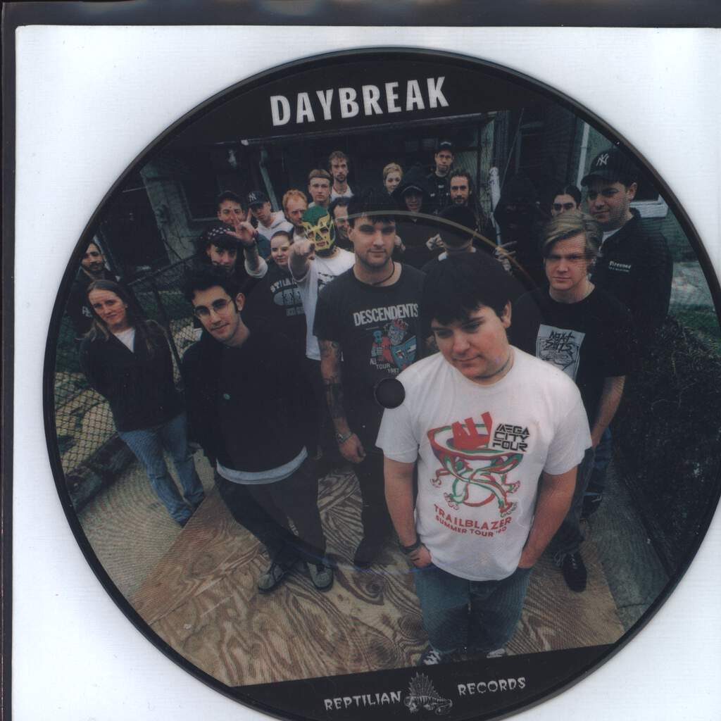 "Daybreak: Frozen Wintered Realms Of My Moonlit Record Collection, 7"" Single (Vinyl)"