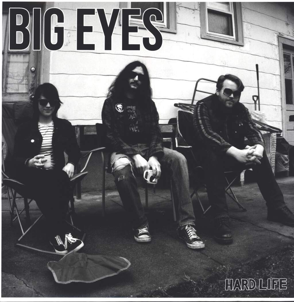 Big Eyes: Hard Life, LP (Vinyl)
