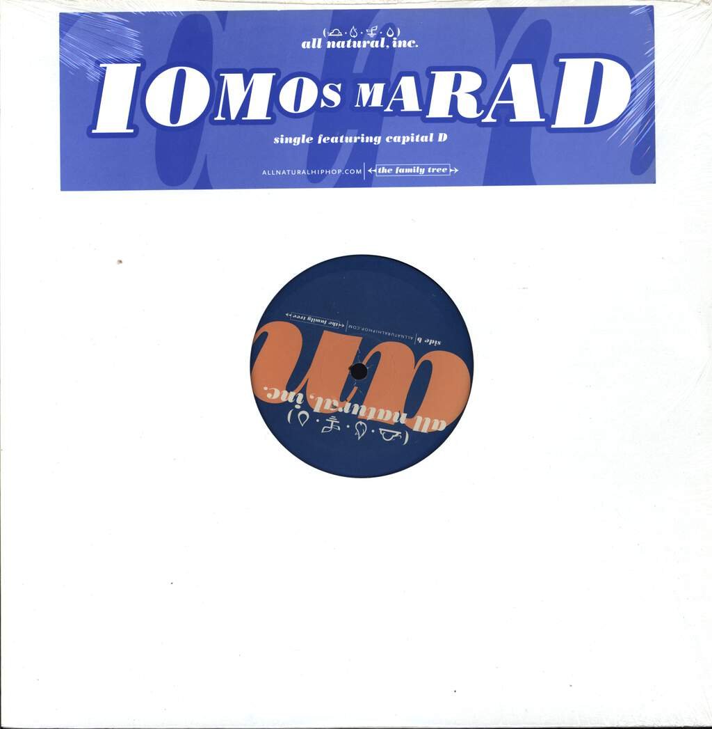 "Iomos Marad: Deep Rooted, 12"" Maxi Single (Vinyl)"