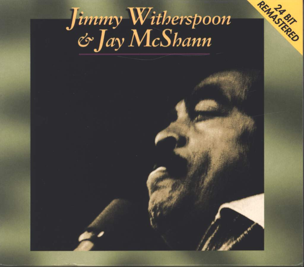 Jimmy Witherspoon: Jimmy Witherspoon & Jay McShann (Black Lion), CD