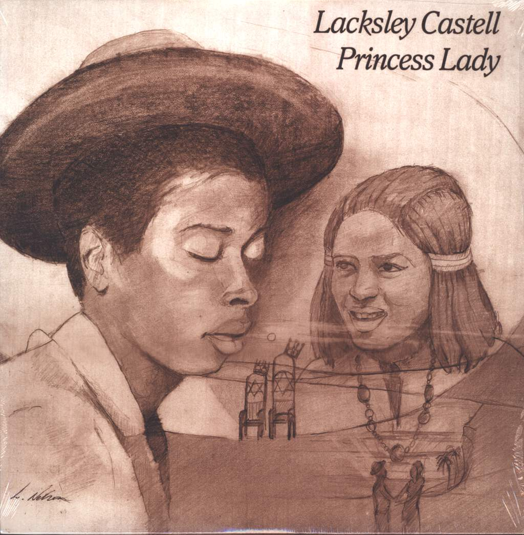 Lacksley Castell: Princess Lady, LP (Vinyl)