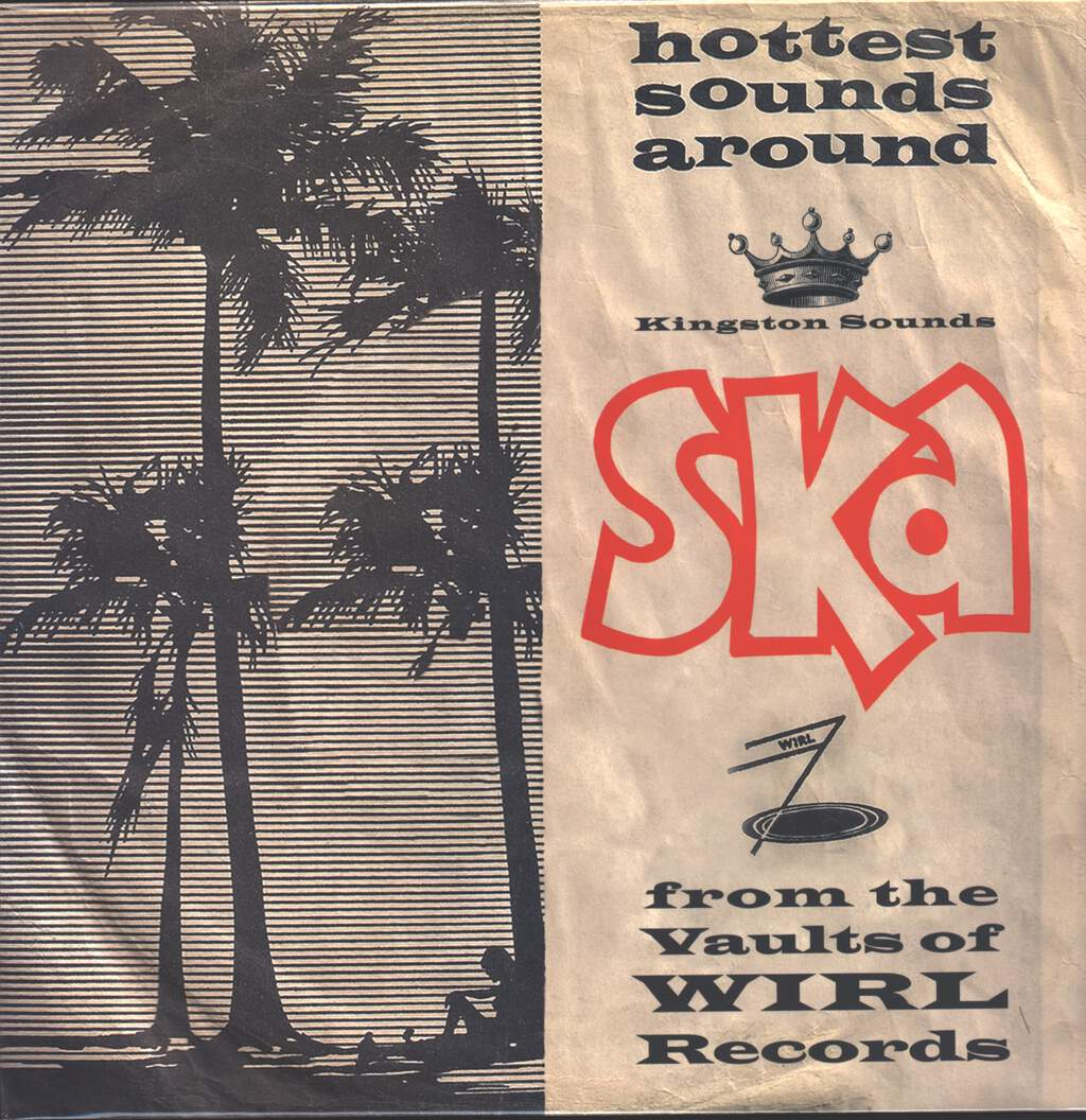 Various: Ska From The Vaults Of WIRL Records, LP (Vinyl)