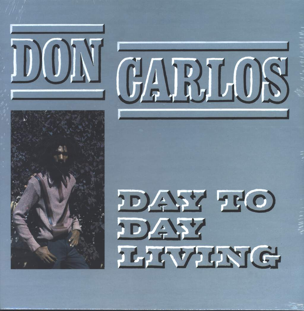 Don Carlos: Day To Day Living, LP (Vinyl)