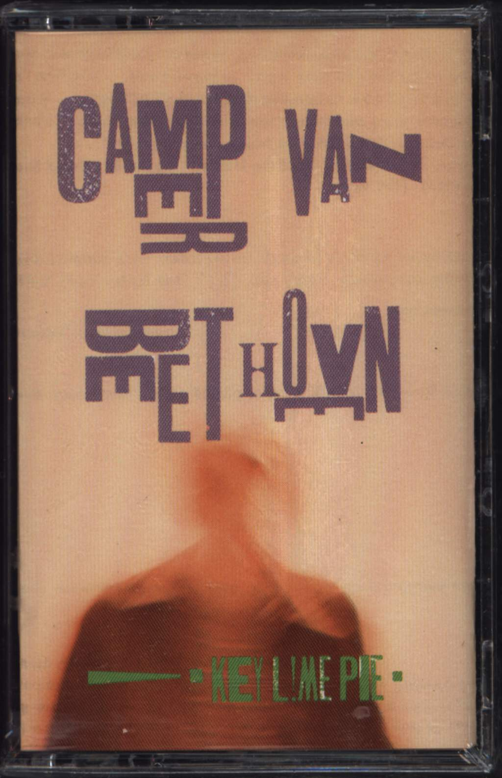 Camper Van Beethoven: Key Lime Pie, Tape