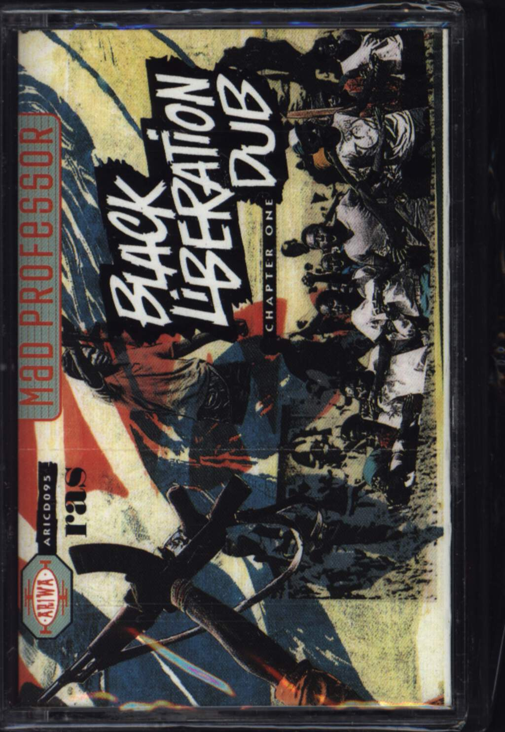 Mad Professor: Black Liberation Dub, Compact Cassette