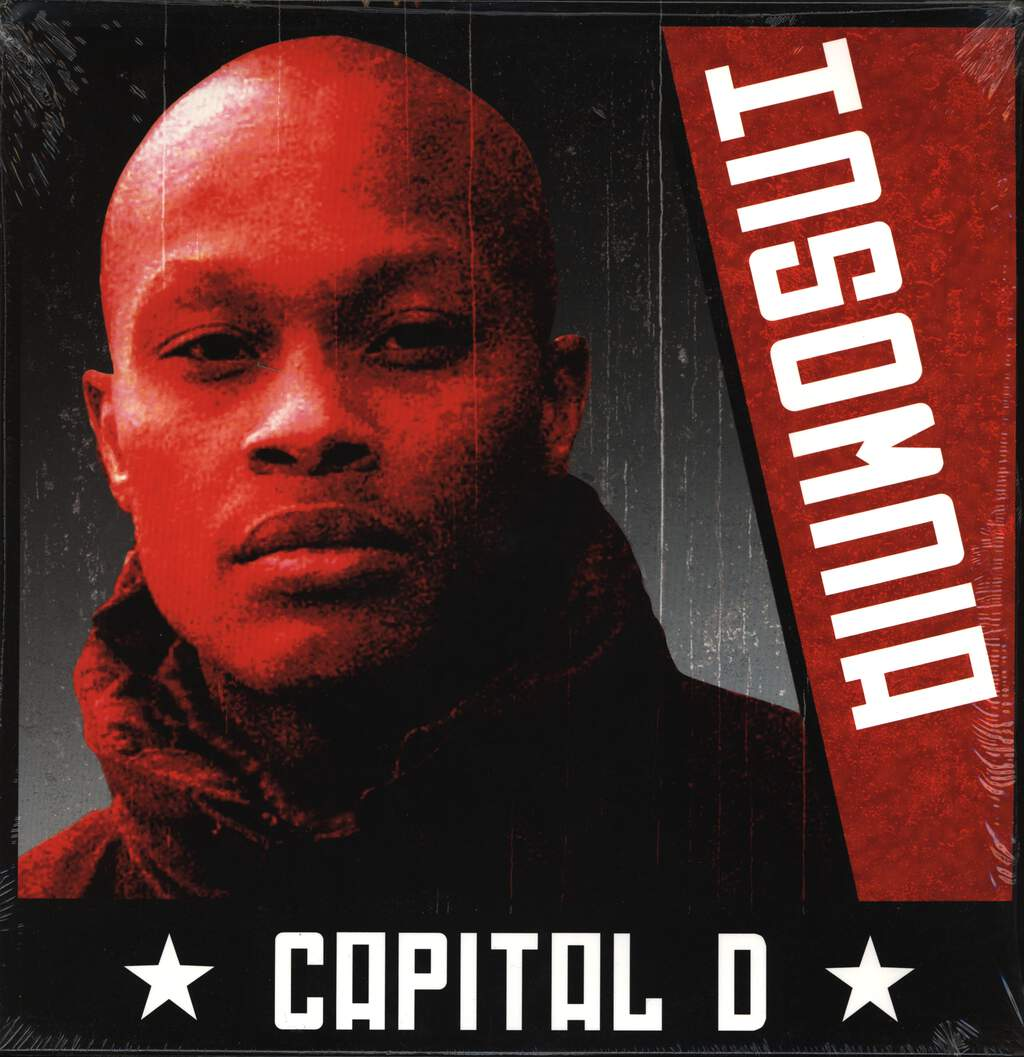 Capital D: Insomnia, LP (Vinyl)