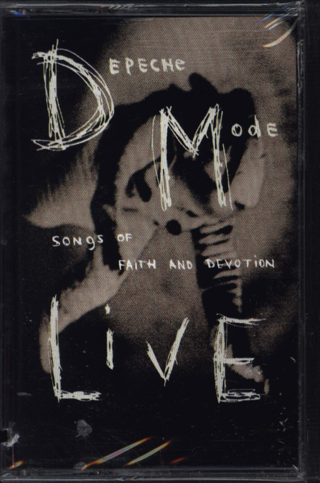 Depeche Mode: Songs Of Faith And Devotion / Live, Compact Cassette