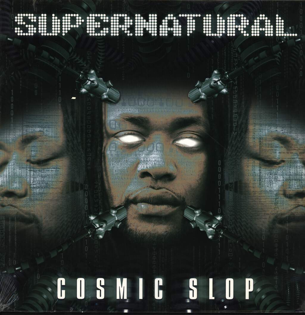 "Supernatural: Cosmic Slop / Work It Out, 12"" Maxi Single (Vinyl)"
