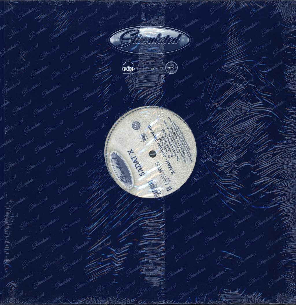 "Sadat X: Ka-Ching / X-Man, 12"" Maxi Single (Vinyl)"