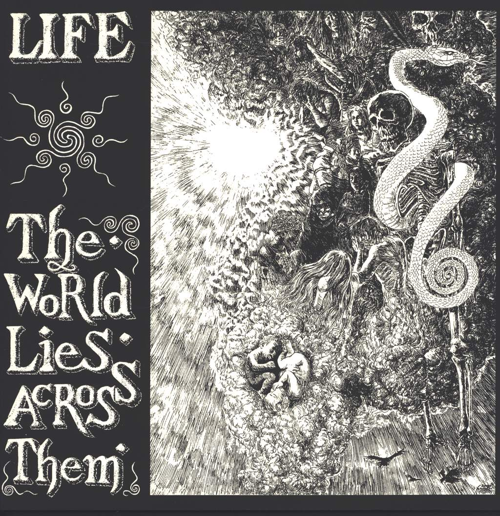 Life: The World Lies Across Them, LP (Vinyl)