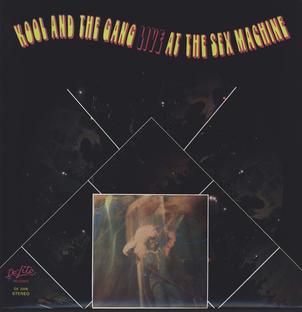 Kool & the Gang: Live At The Sex Machine, LP (Vinyl)
