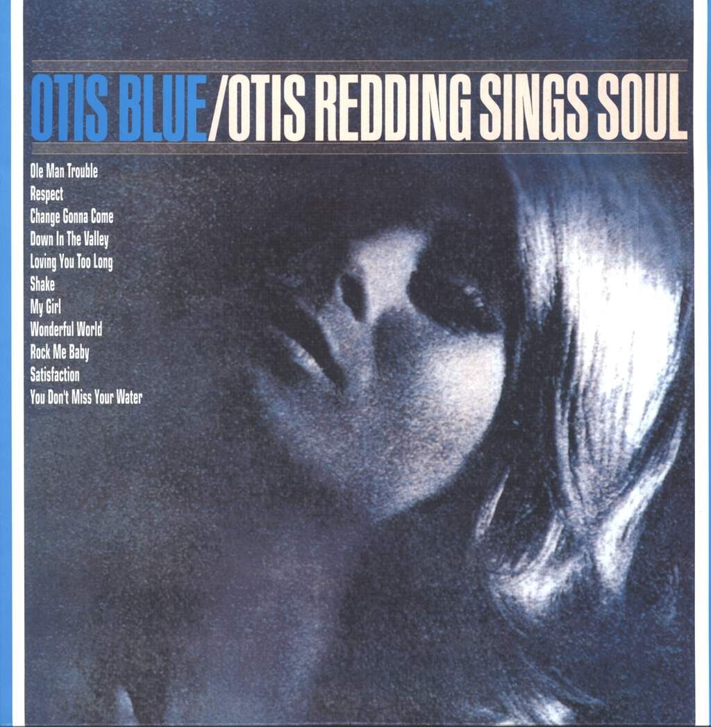 Otis Redding: Otis Blue / Otis Redding Sings Soul, LP (Vinyl)