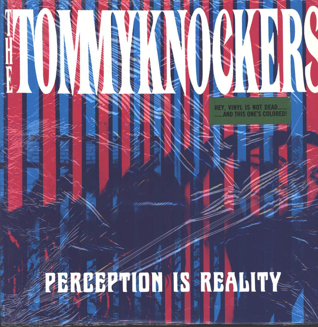 Tommyknockers: Perception Is Reality, LP (Vinyl)