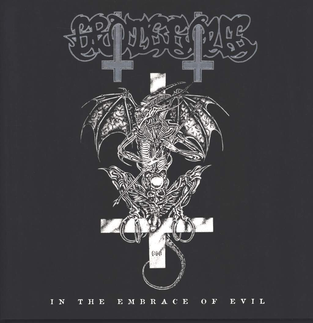 Grotesque: In The Embrace Of Evil, LP (Vinyl)