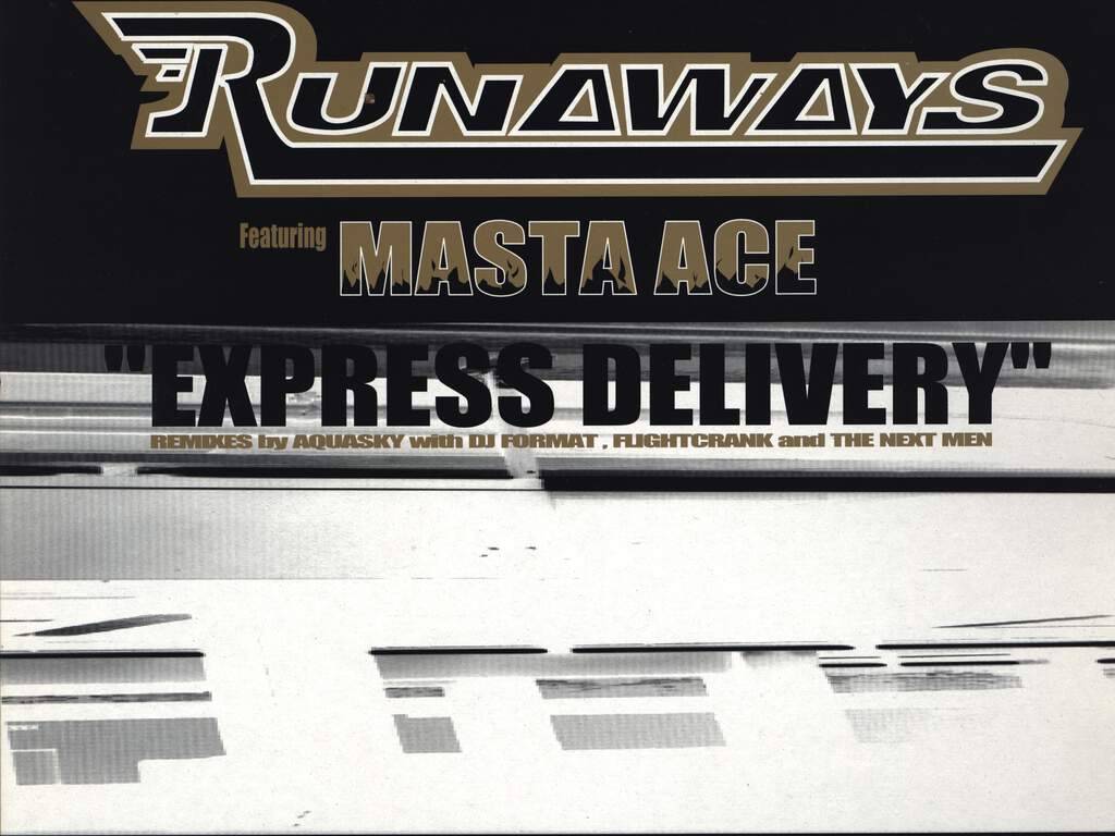 "Runaways: Express Delivery, 12"" Maxi Single (Vinyl)"