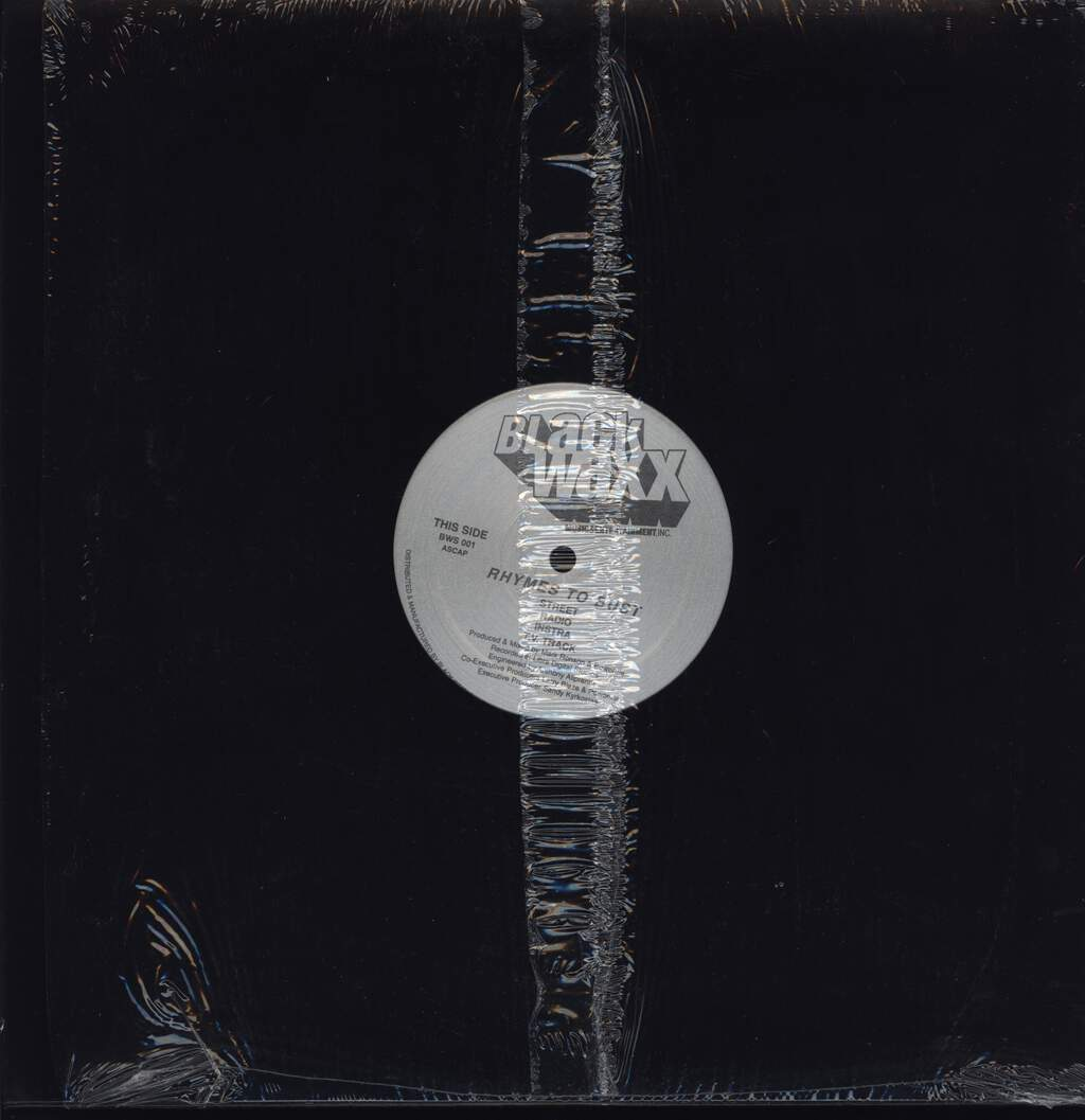 "Powerule: Rhymes To Bust / It's Your Right, 12"" Maxi Single (Vinyl)"