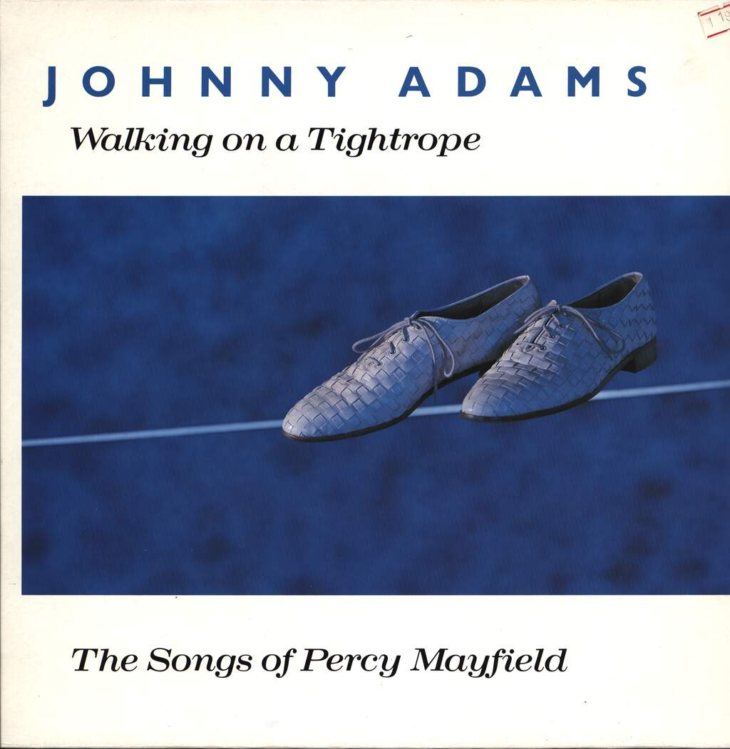 Johnny Adams: Walking On A Tightrope – The Songs Of Percy Mayfield, LP (Vinyl)