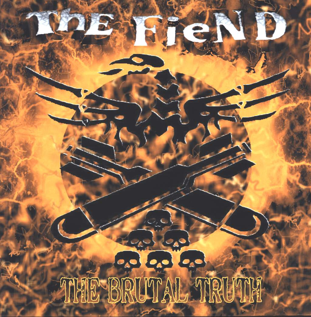 The Fiend: The Brutal Truth, LP (Vinyl)