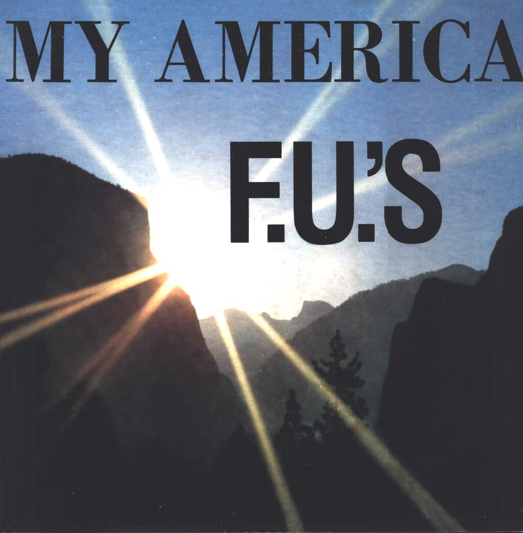 Fu's: Kill For Christ / My America, LP (Vinyl)