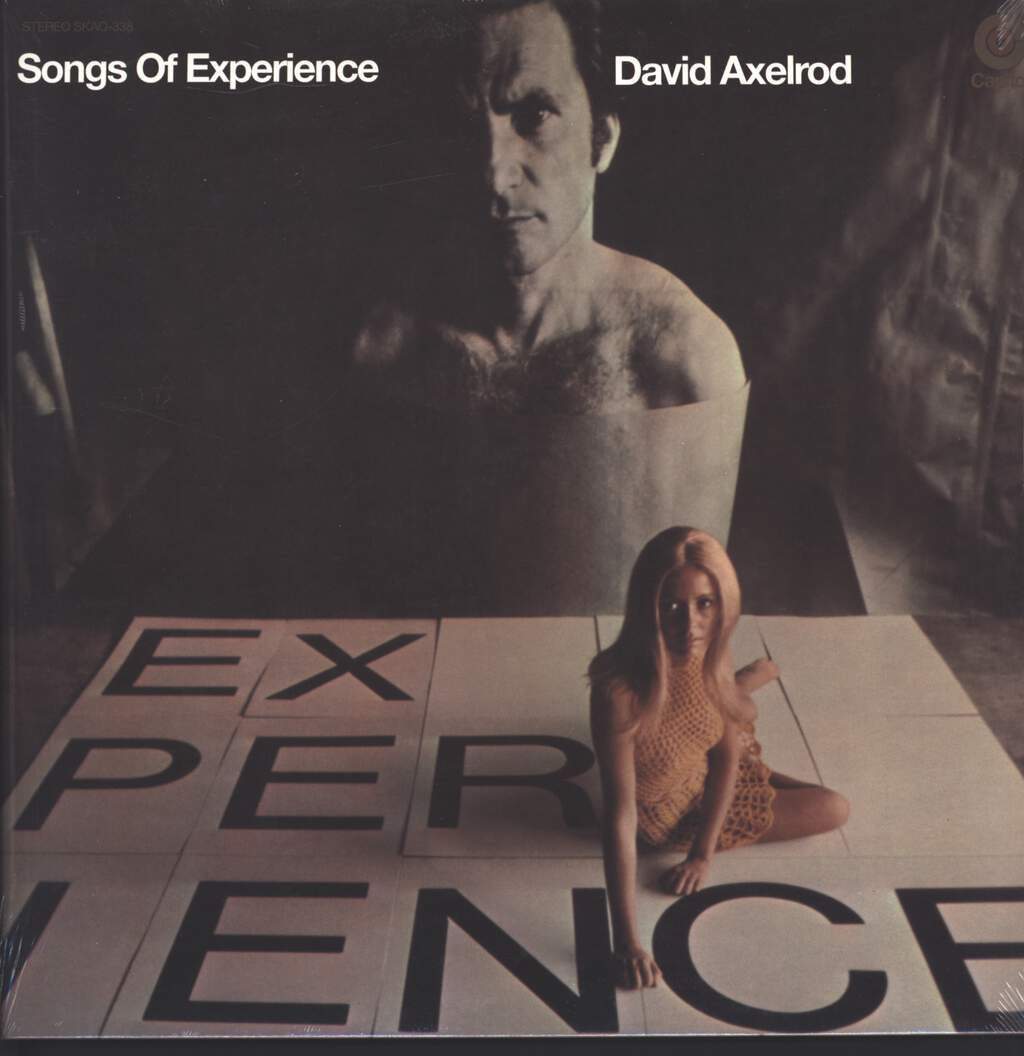 David Axelrod: Songs Of Experience, LP (Vinyl)