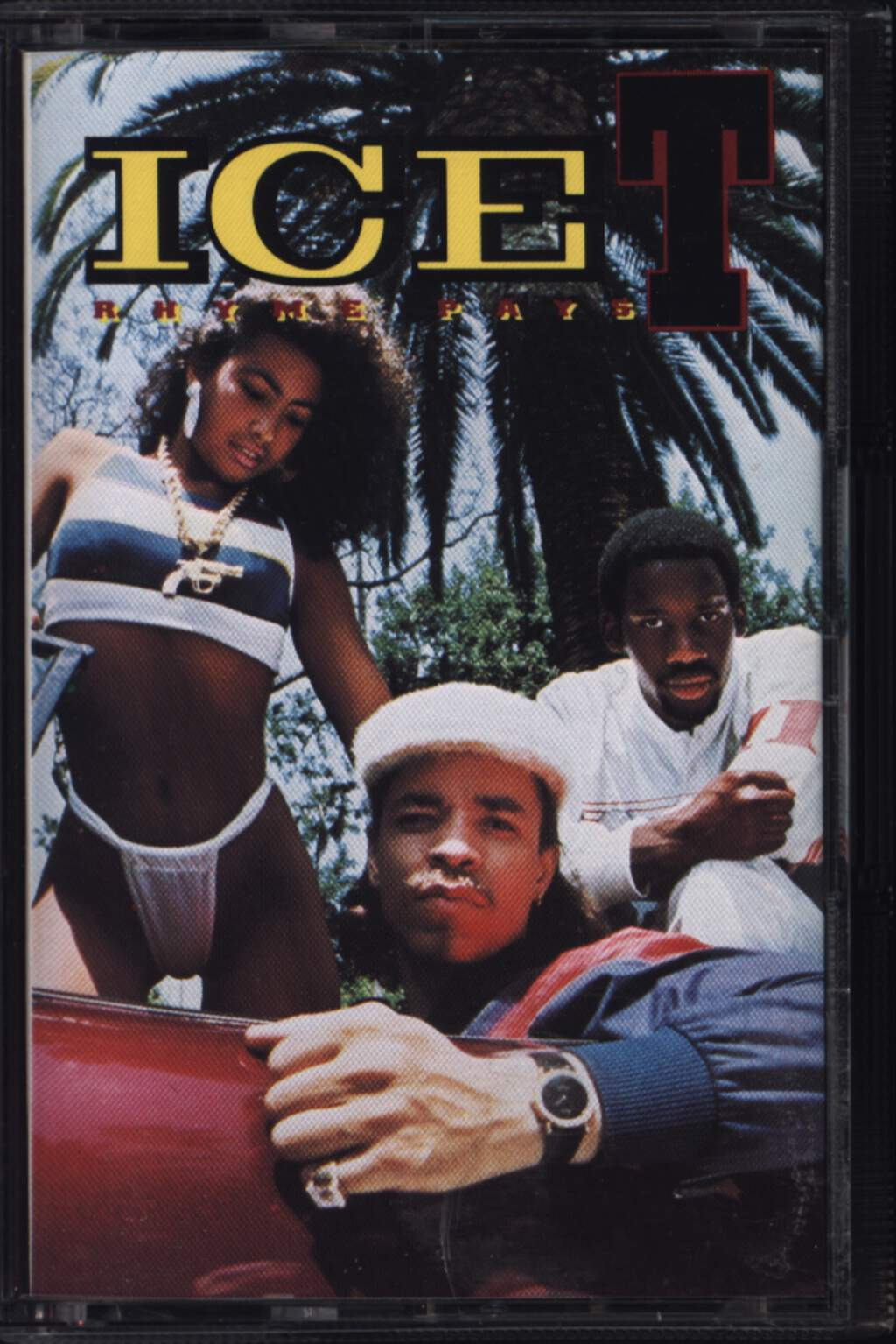 Ice-T: Rhyme Pays, Compact Cassette