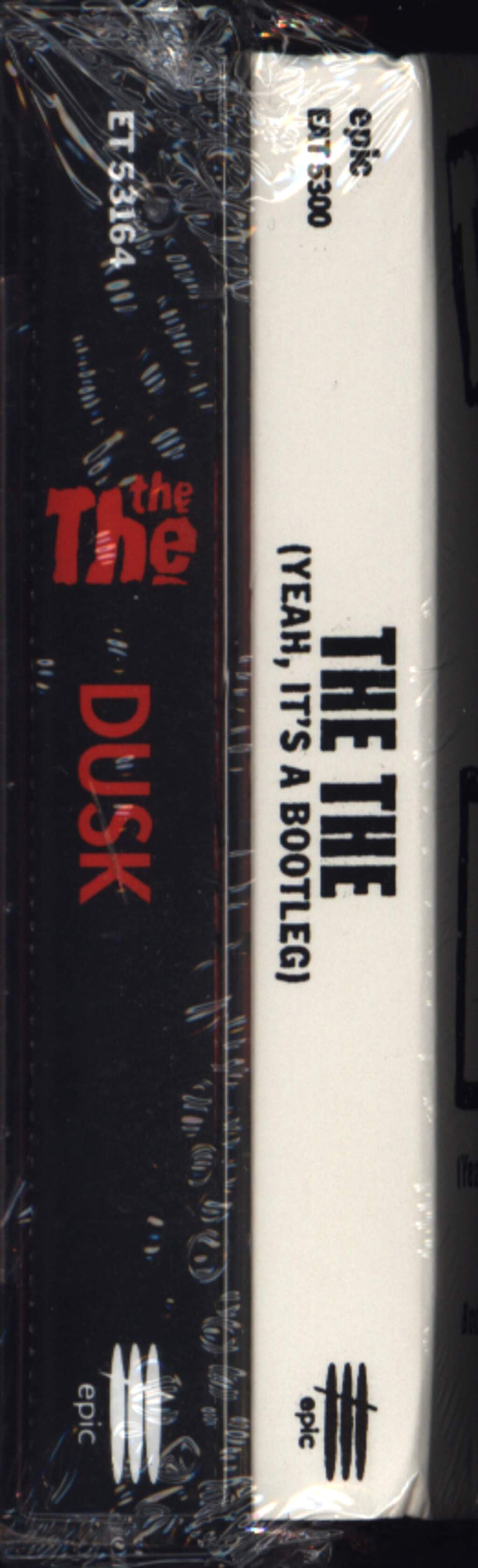 The the: Dusk & Live In New York (Yeah, It's A Bootleg), Compact Cassette