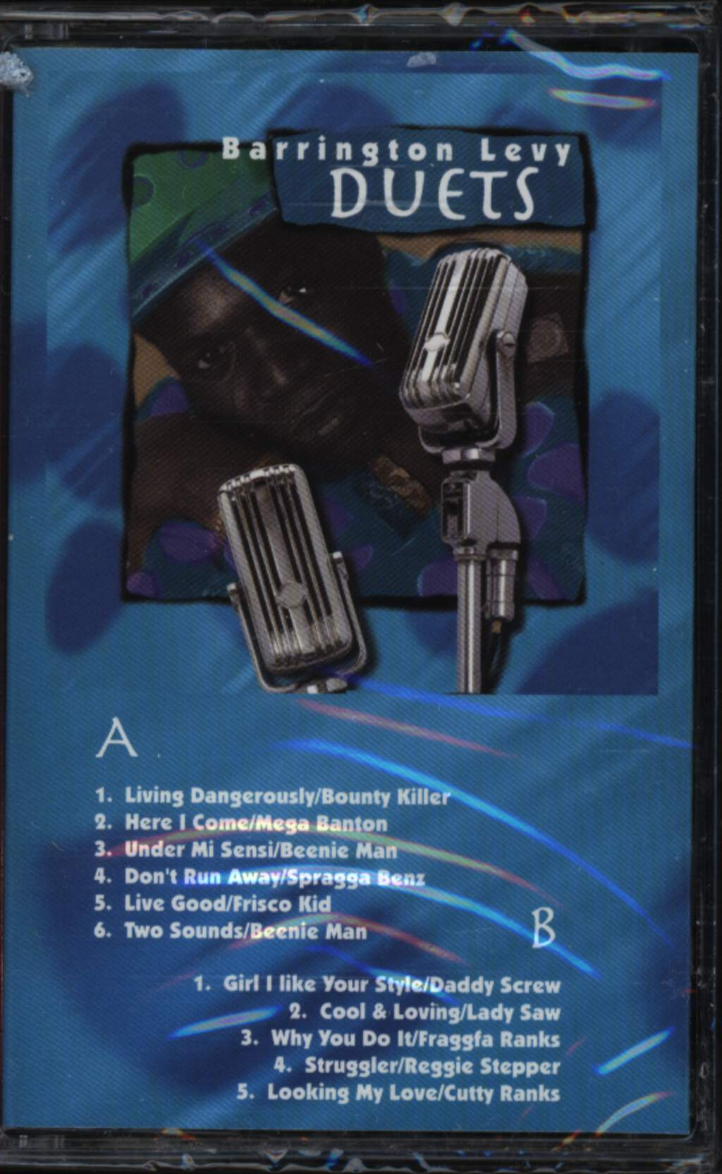 Barrington Levy: Duets, Compact Cassette