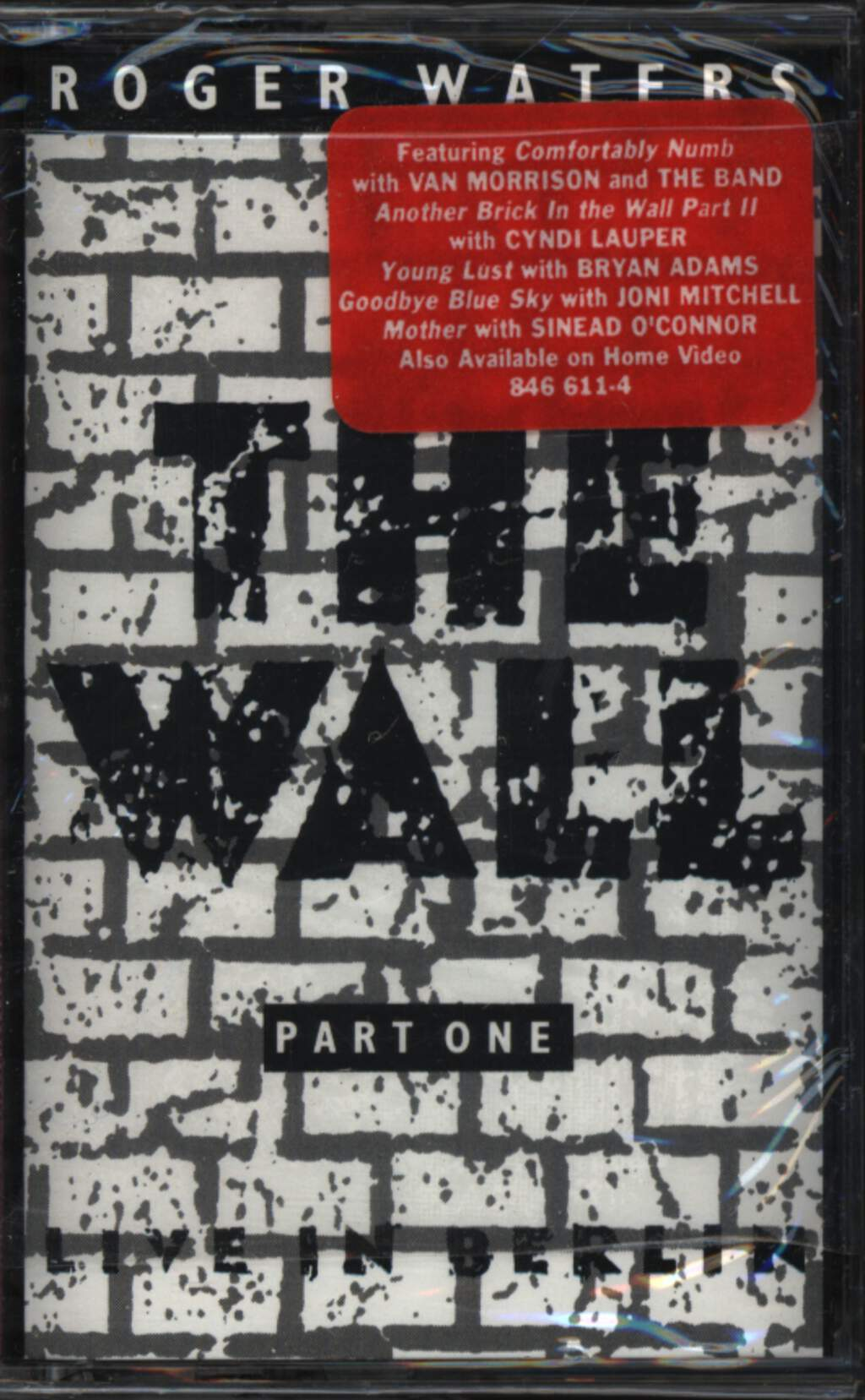 Roger Waters: The Wall (Live In Berlin), 2×Tape