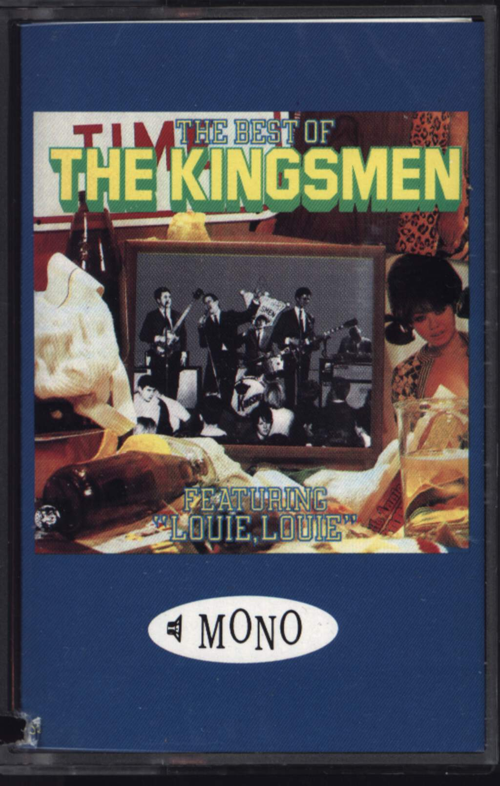 The Kingsmen: The Best Of The Kingsmen, Compact Cassette
