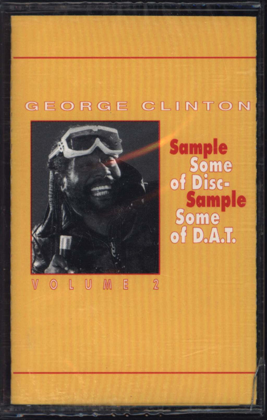 George Clinton: Sample Some Of Disc - Sample Some Of D.A.T. Volume 2, Compact Cassette