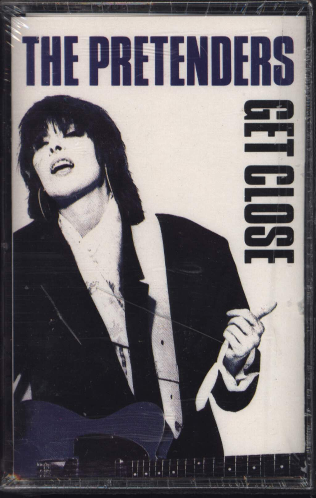 The Pretenders: Get Close, Tape