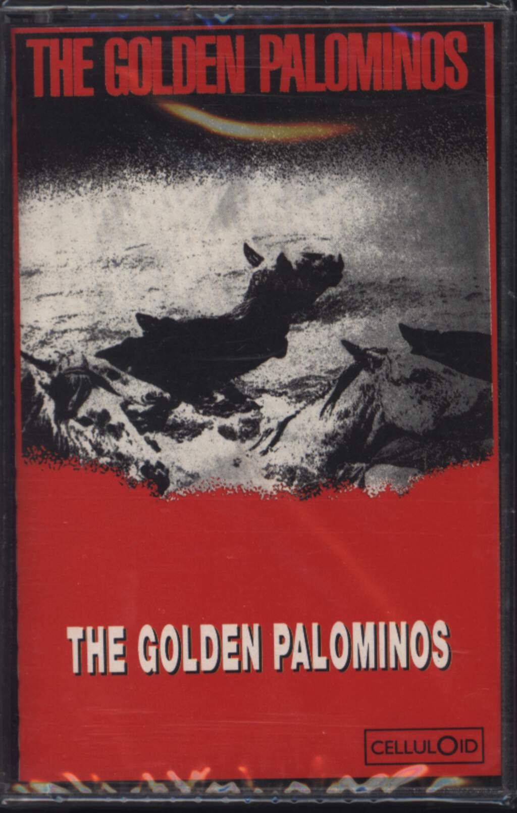 The Golden Palominos: The Golden Palominos, Tape