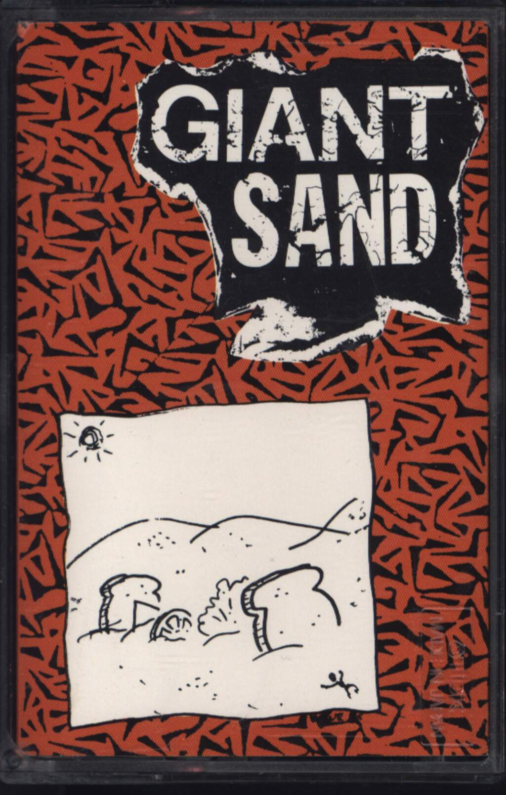 Giant Sand: Giant Sandwich, Compact Cassette