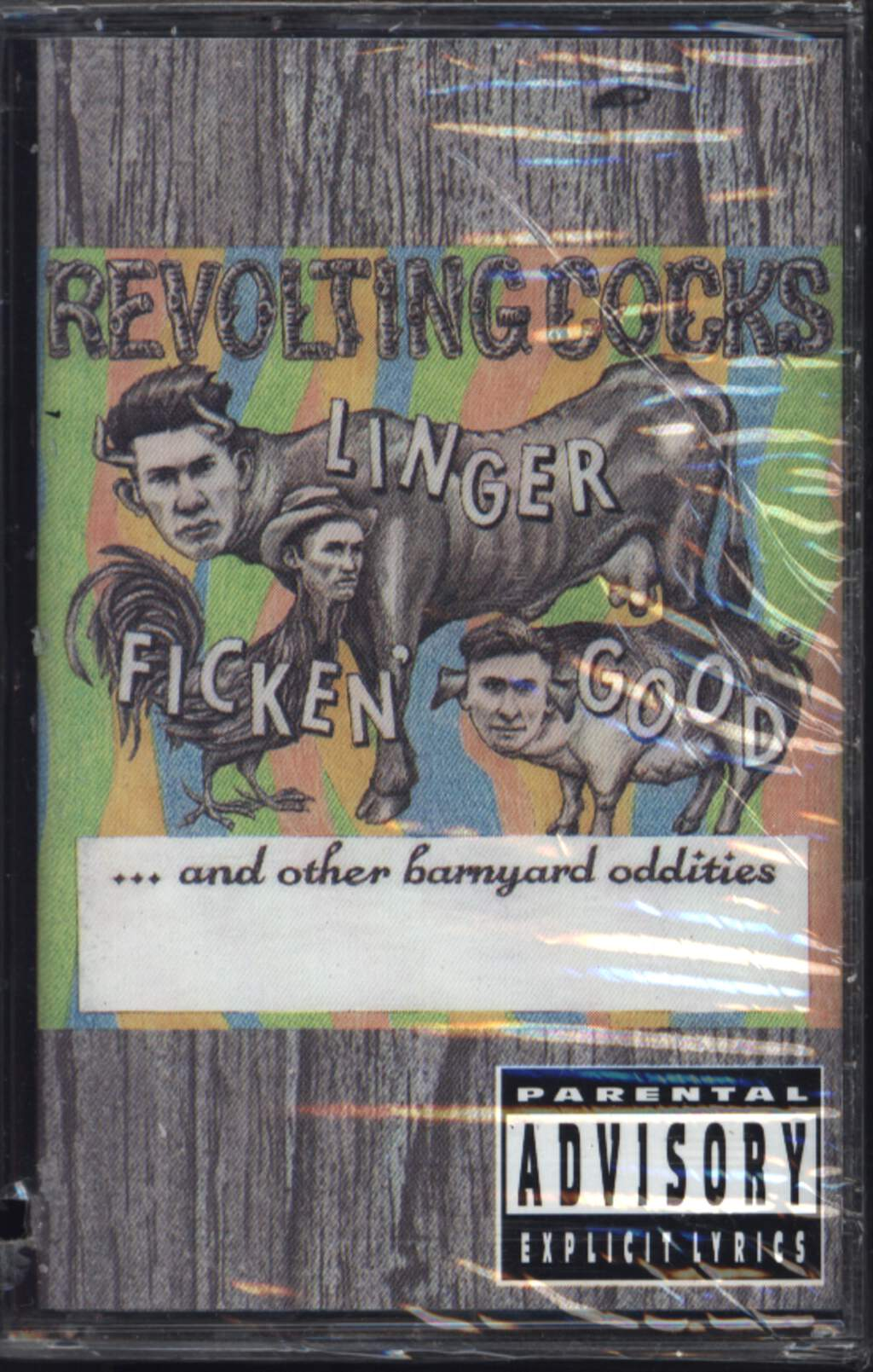 Revolting Cocks: Linger Ficken' Good... And Other Barnyard Oddities, Tape