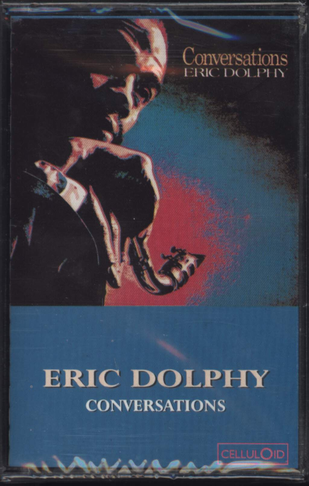 Eric Dolphy: Conversations, Compact Cassette