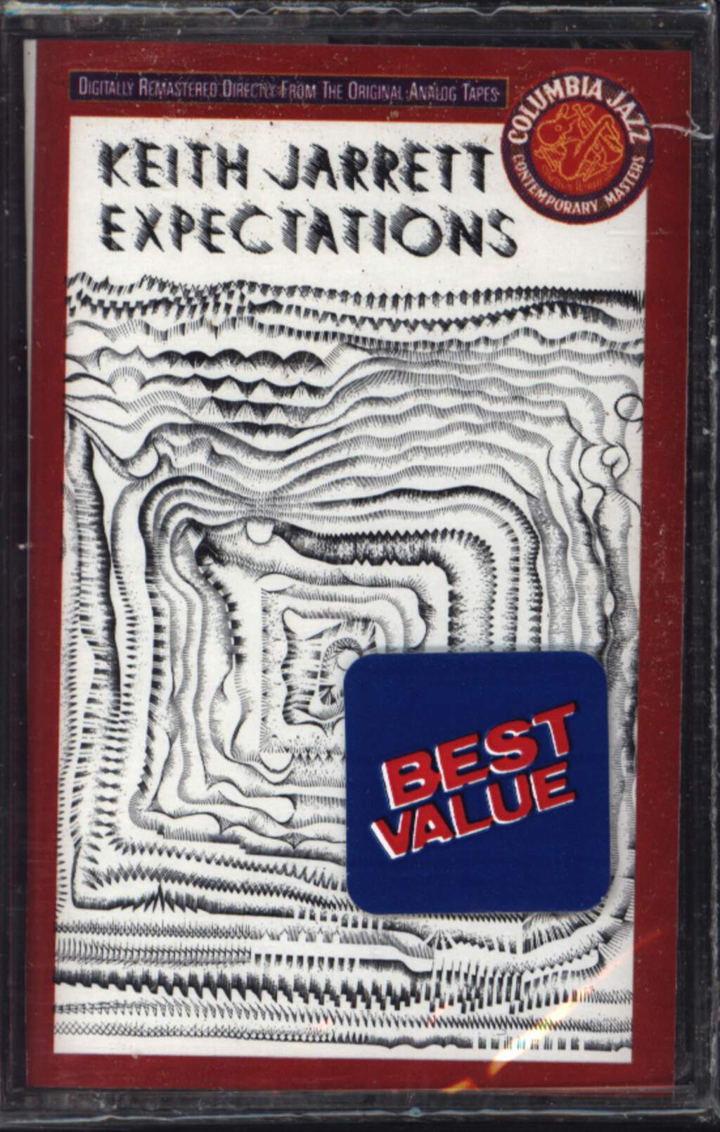 Keith Jarrett: Expectations, Compact Cassette