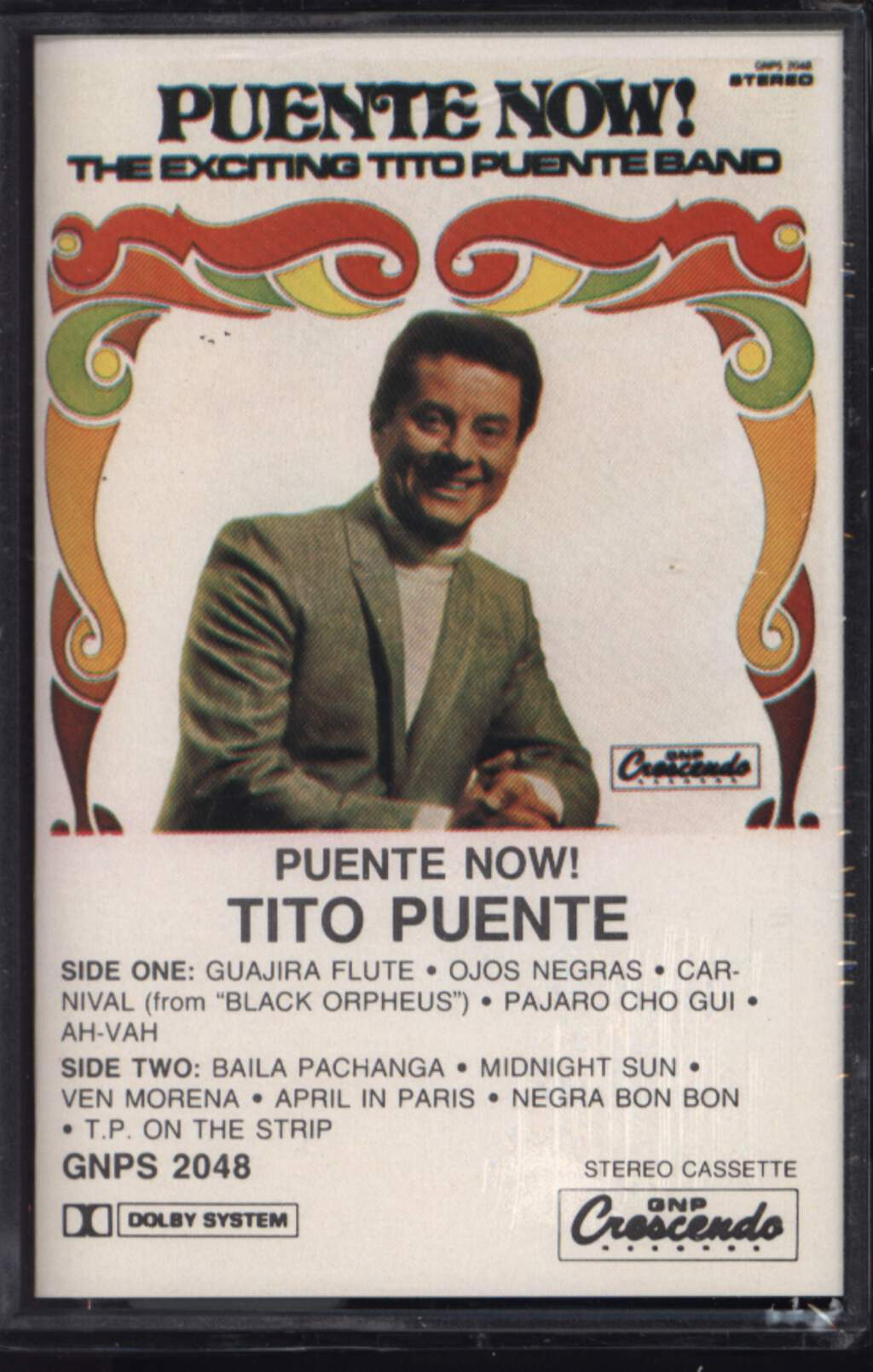 Tito Puente Band: Puente Now!, Tape