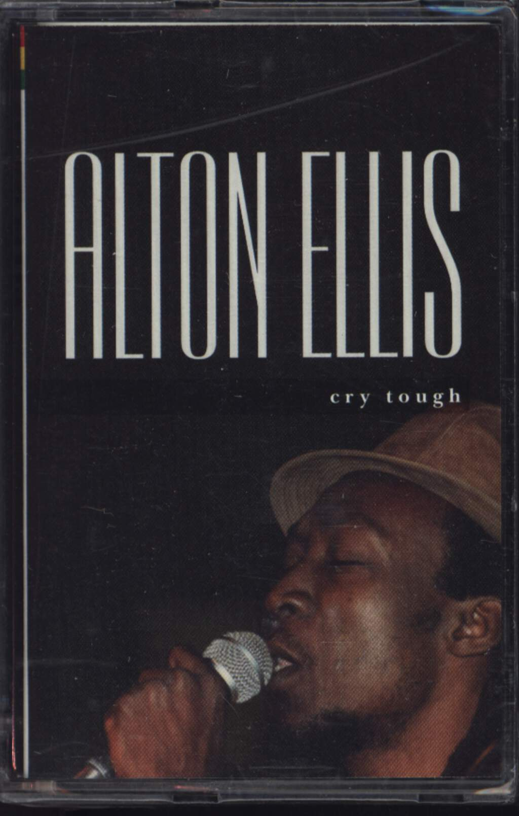 Alton Ellis: Cry Tough, Compact Cassette