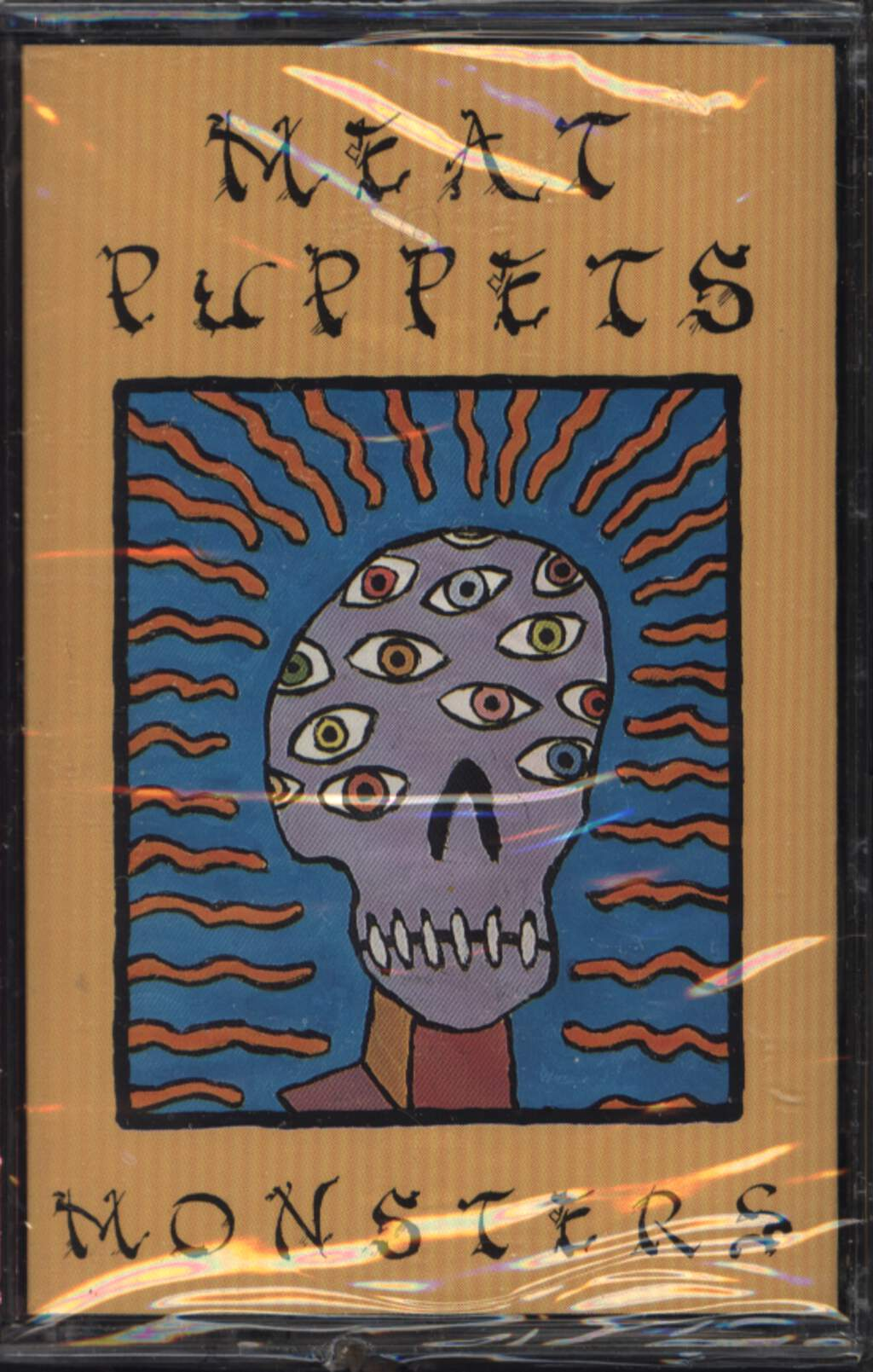 Meat Puppets: Monsters, Compact Cassette
