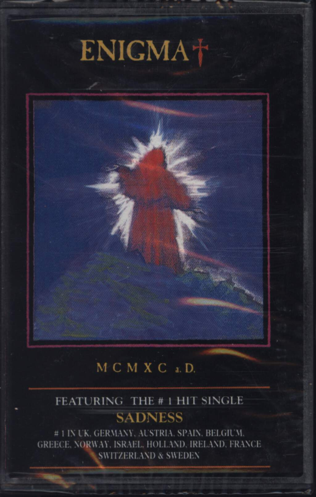 Enigma: MCMXC a.D., Tape