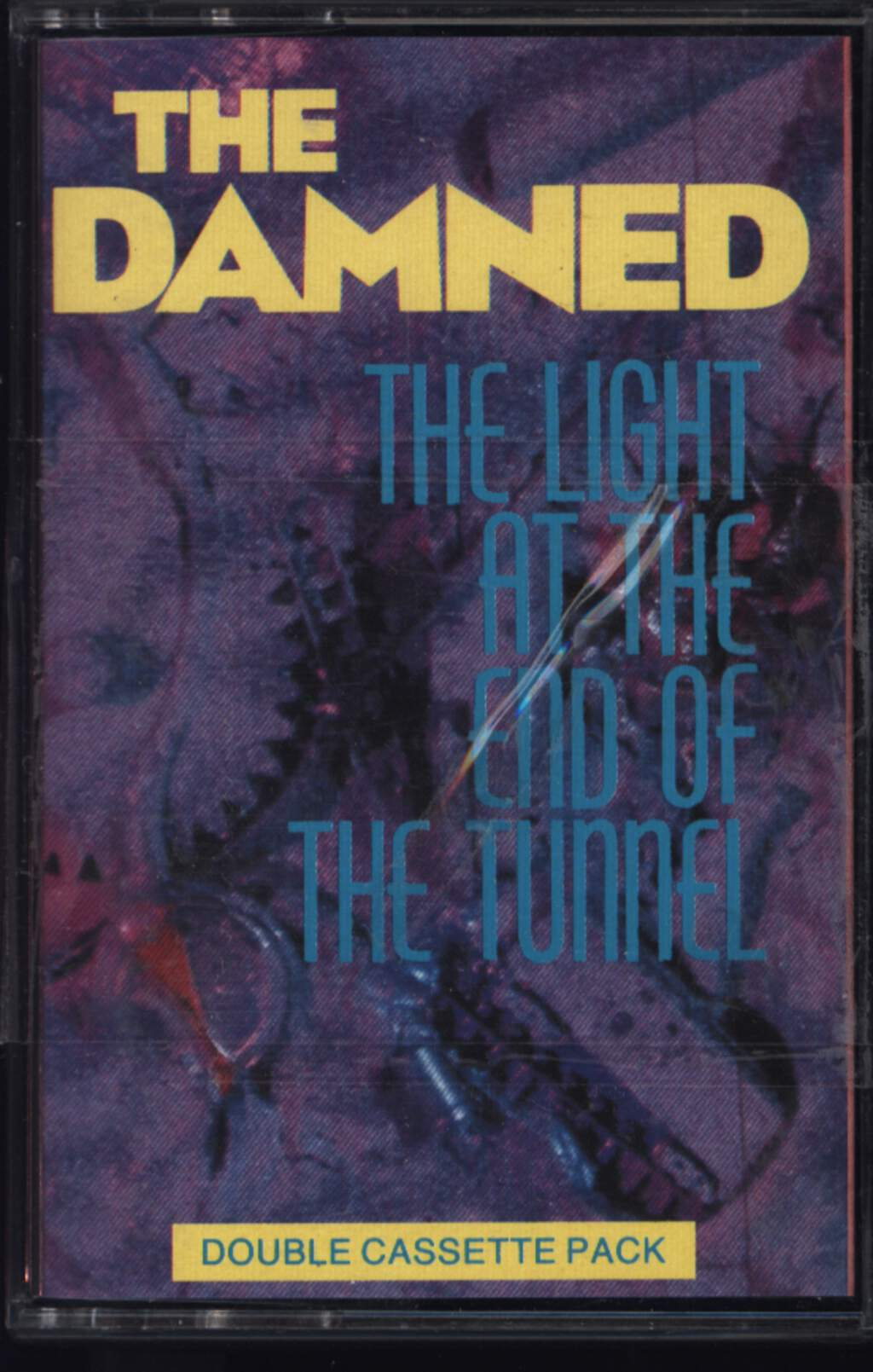 The Damned: The Light At The End Of The Tunnel, Compact Cassette