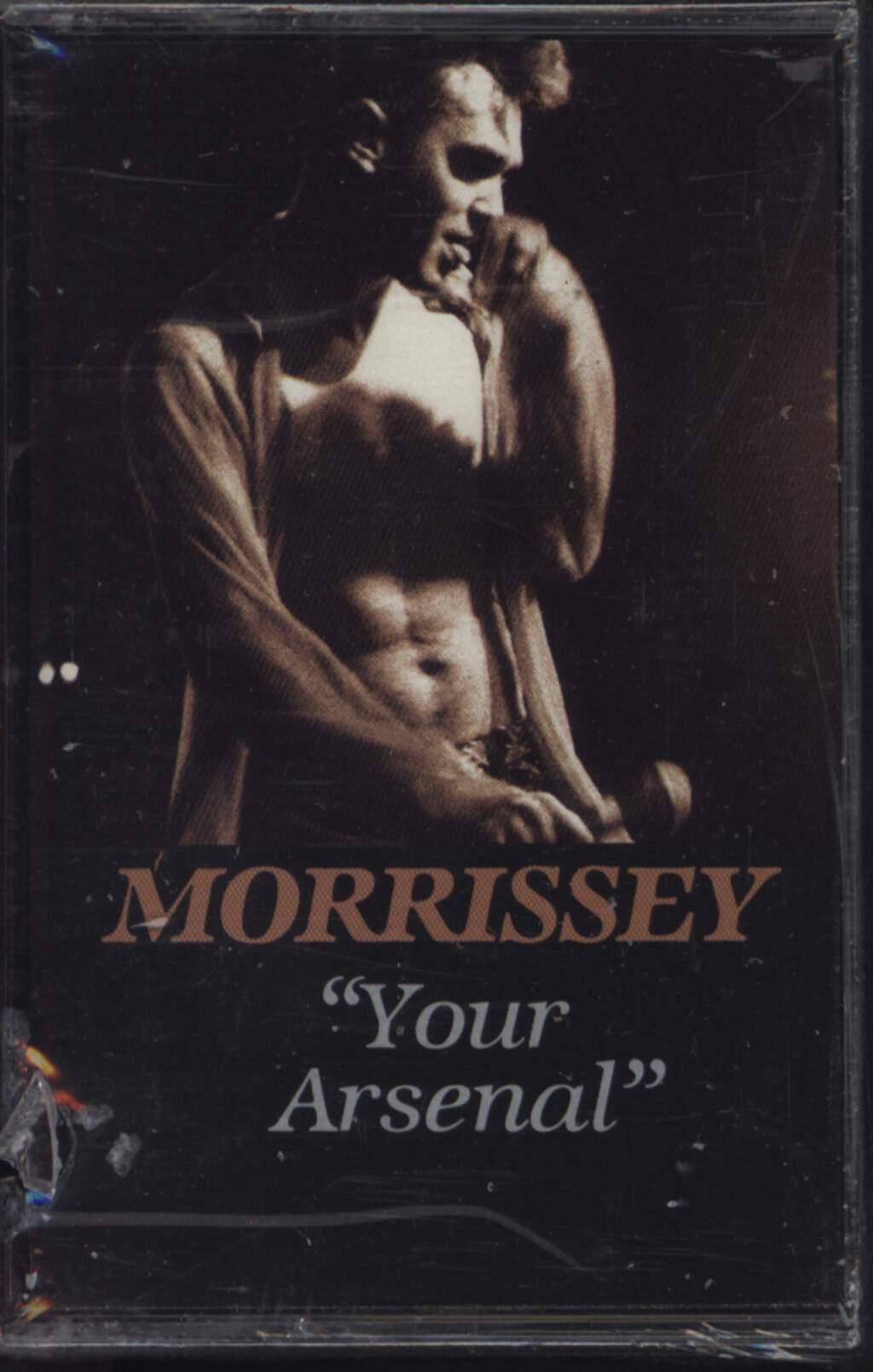 Morrissey: Your Arsenal, Compact Cassette