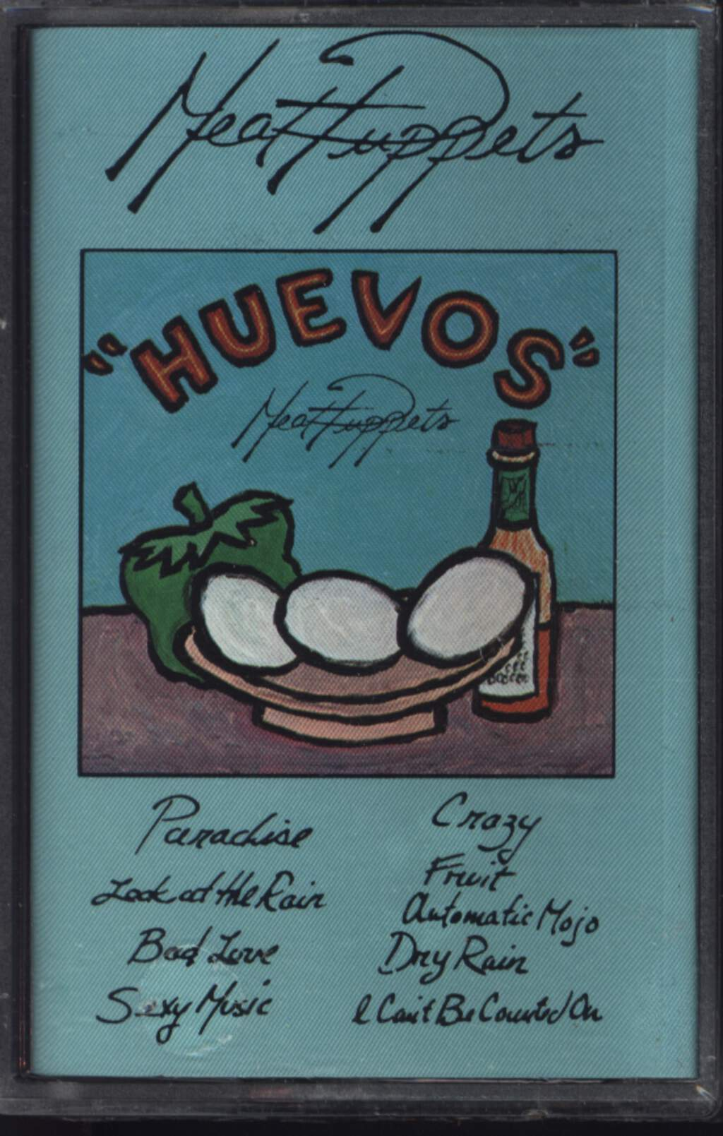 Meat Puppets: Huevos, Compact Cassette