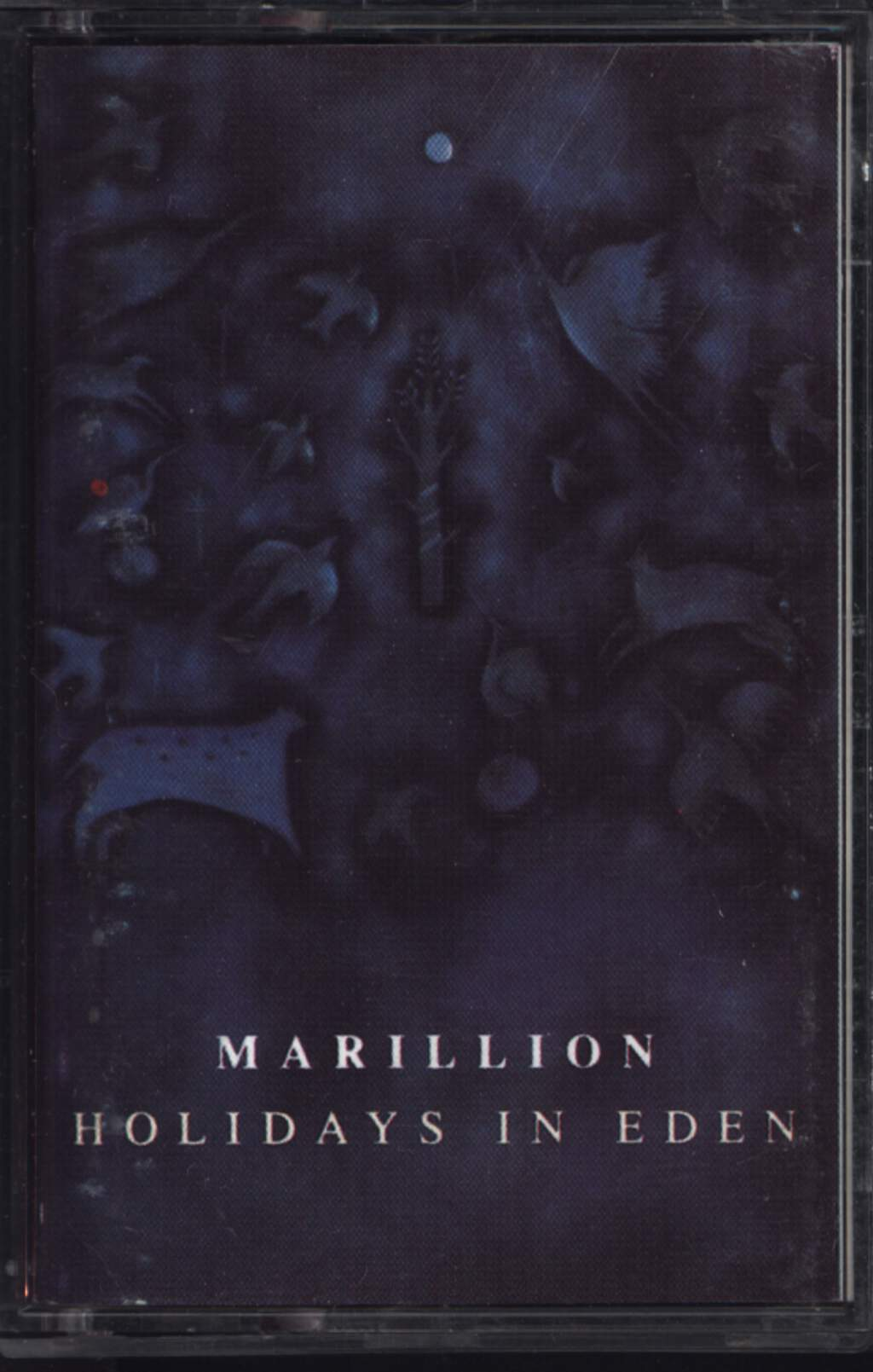 Marillion: Holidays In Eden, Compact Cassette