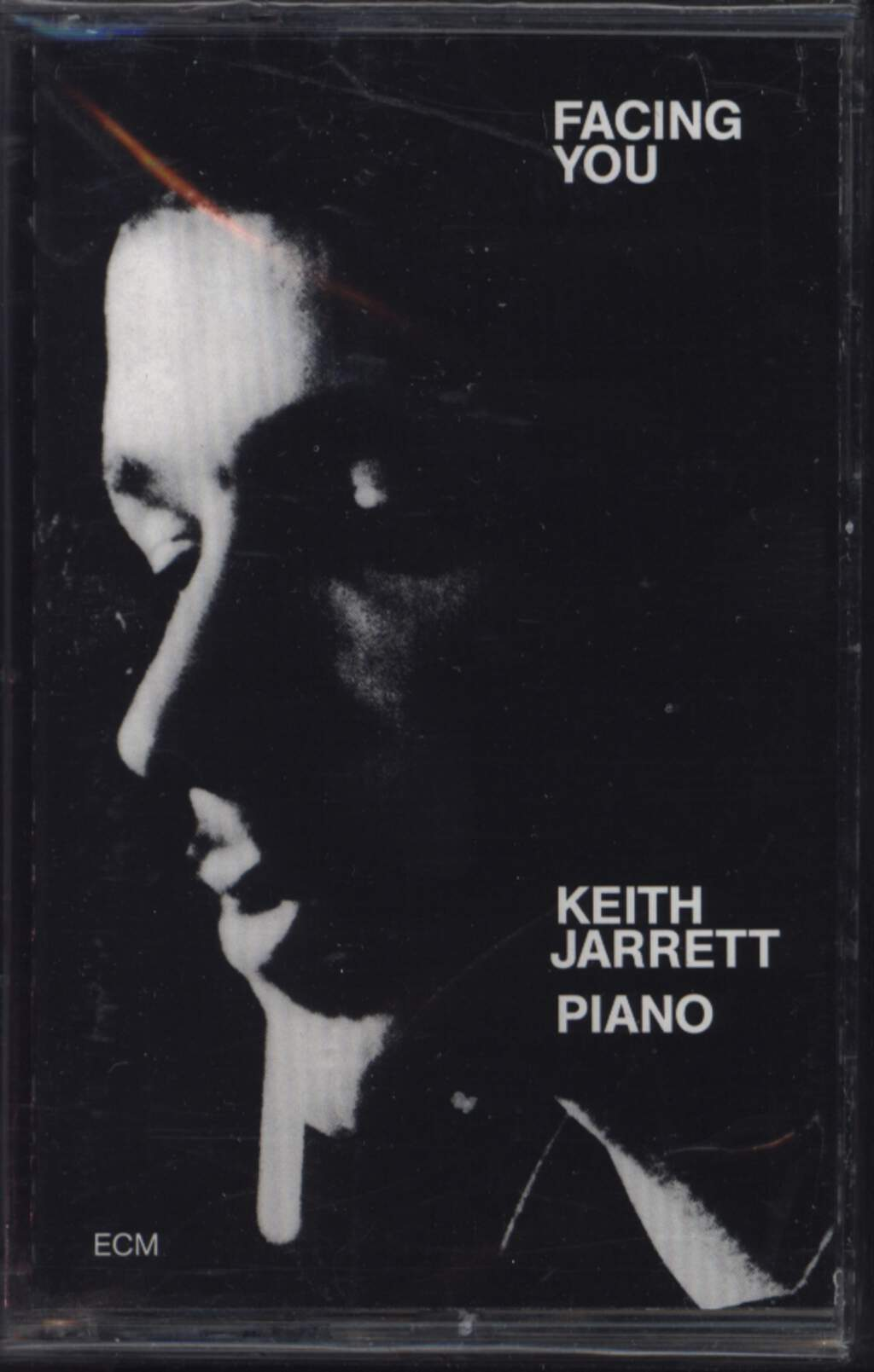 Keith Jarrett: Facing You, Compact Cassette